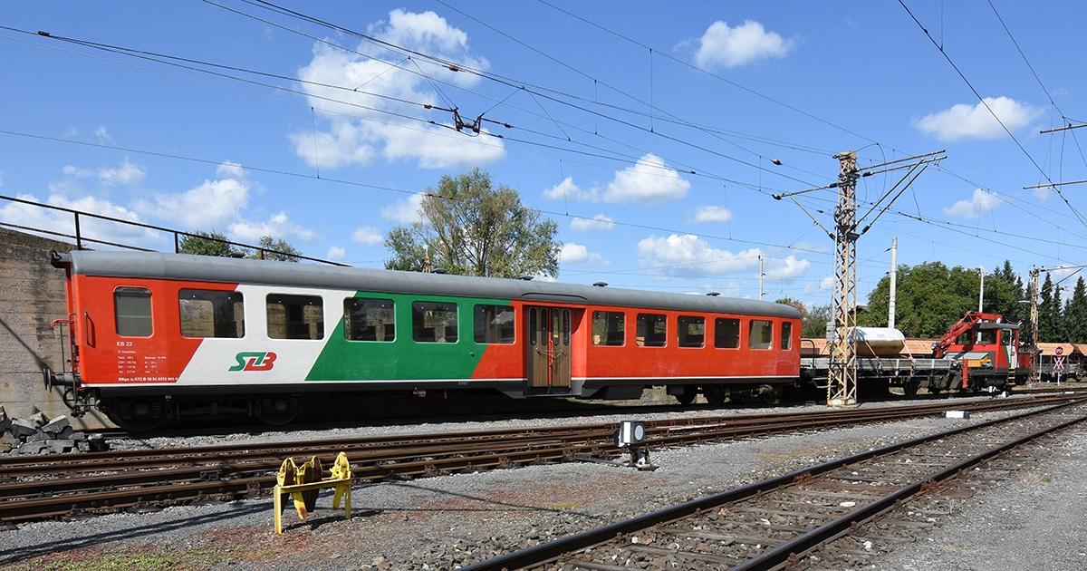 Gleichenbergerbahn © Wikimedia Commons - www.ueb.at
