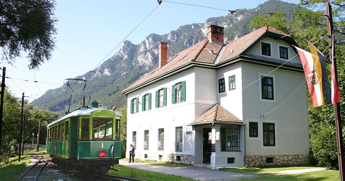 Höllentalbahn © Wikimedia Commons - Steindy