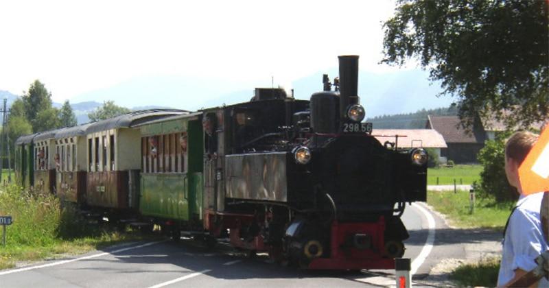 Taurachbahn © Wikimedia Commons - Wolfgang Glock,