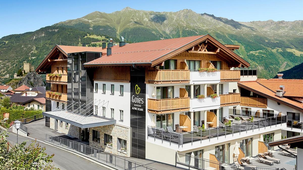 Alpine Hotel Goies