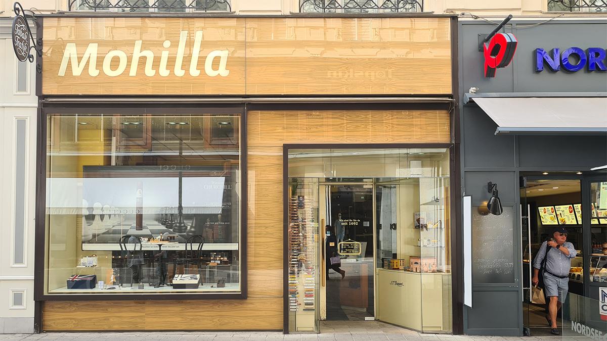 Sigarenwinkel Mohilla