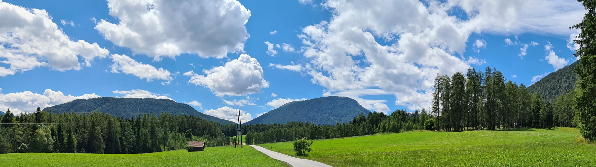 Mieminger Plateau Panorama