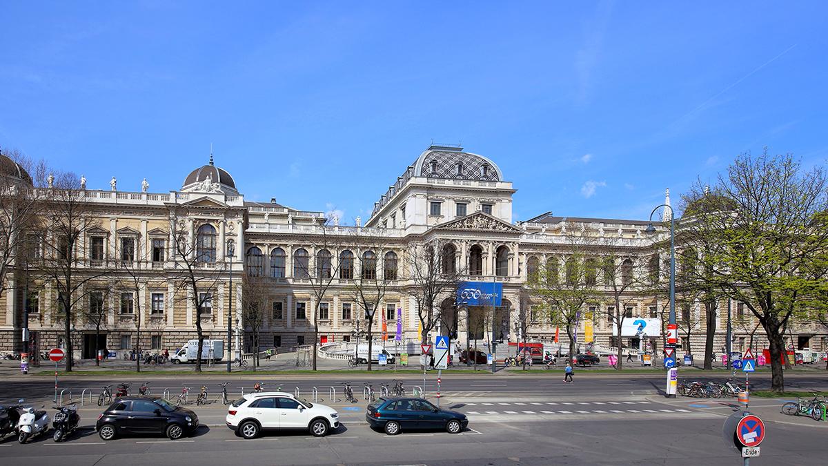Universiteit Wenen