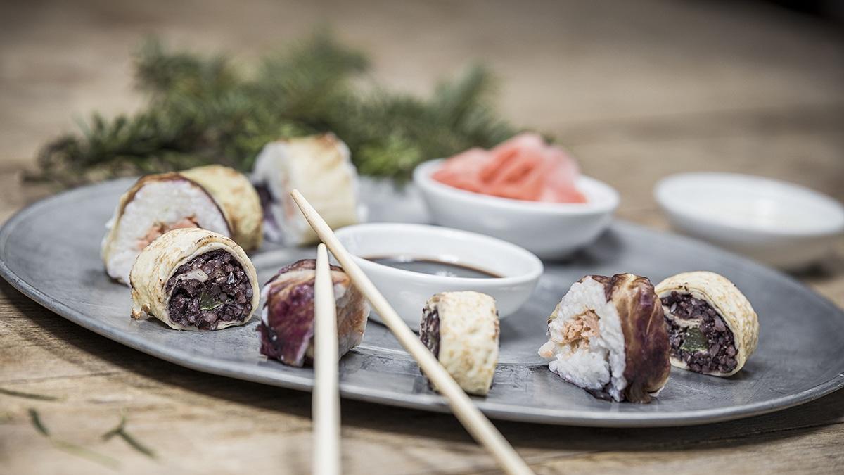 Sushi by Stefan