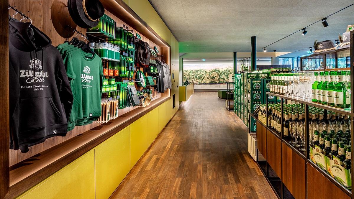 Zillertal Bier - Shop